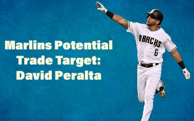 Marlins Potential Trade Target: David Peralta