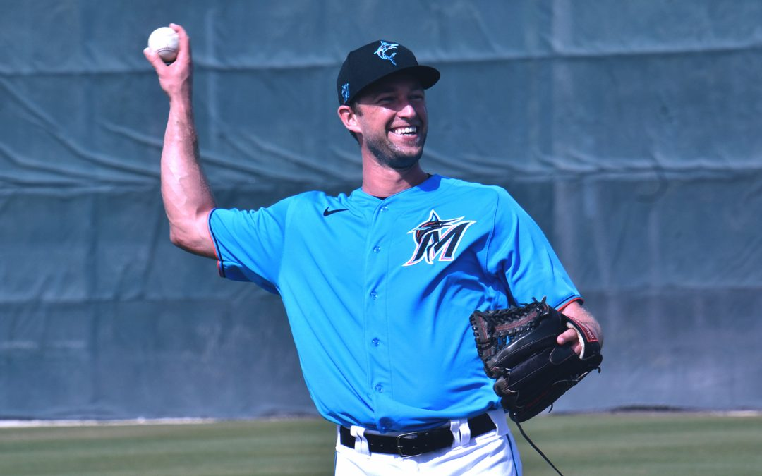 Aaron Northcraft's Quest for the Major Leagues