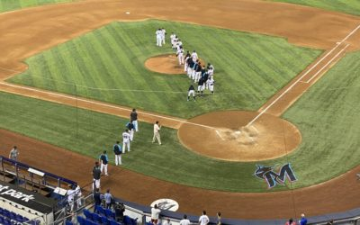 Injury-Battered Marlins Split Series with Phillies