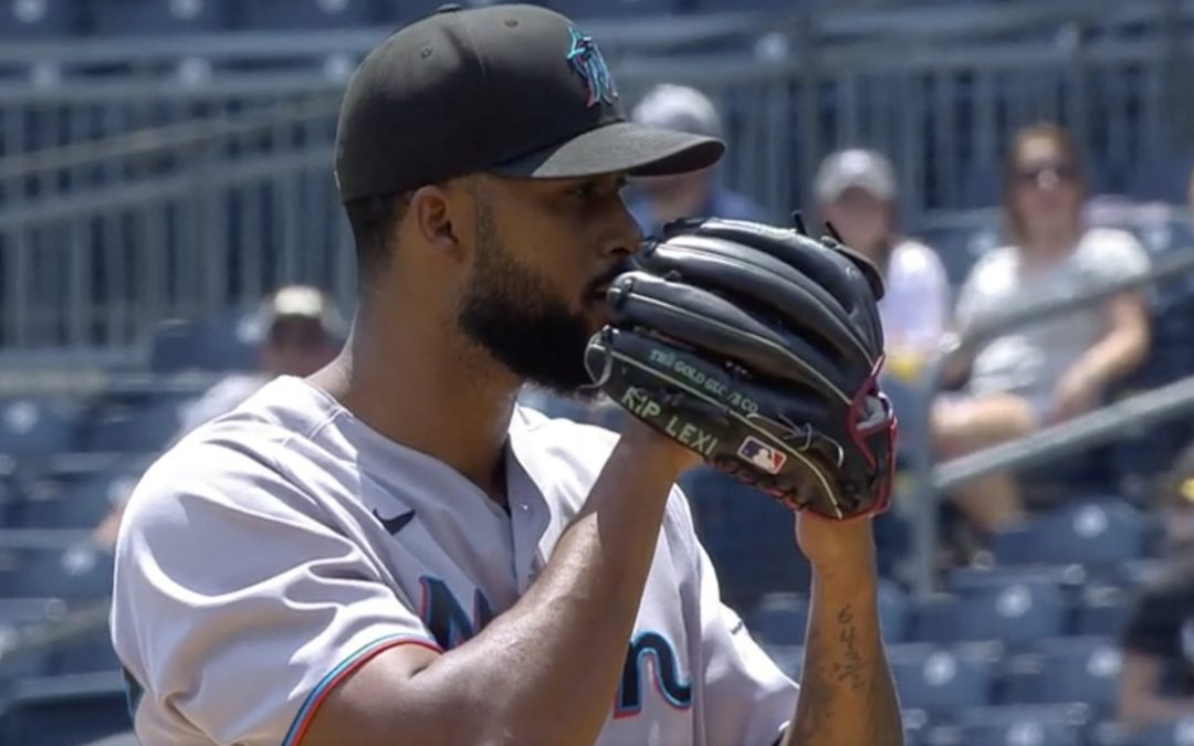 Marlins Salvage Win in Series vs Pirates