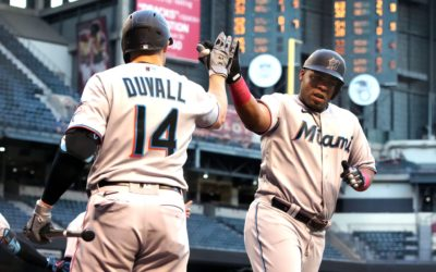 Marlins Bounce Back, Take Two from Cubs