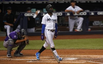 Marlins Take Series from Rockies Thanks to Offensive Outburst