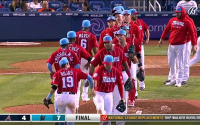 Marlins Middling to Break with Series Loss to Braves